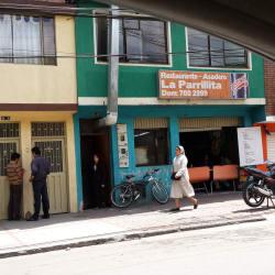 La Parrillita en Bogotá