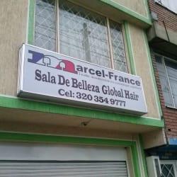 Sala de Belleza Global Hair en Bogotá