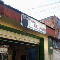 Sastrería Guimar en Bogotá