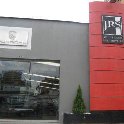 JRS Solórzano Automóviles Vitrina 1 en Bogotá