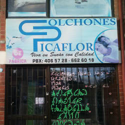Colchones Picaflor en Bogotá