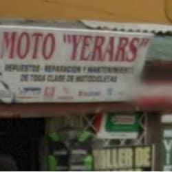 Moto Yerars en Bogotá