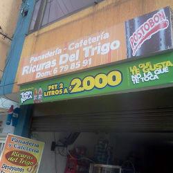 Panadería Cafetería Ricuras del Trigo en Bogotá