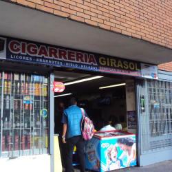 Cigarrería Girasol en Bogotá