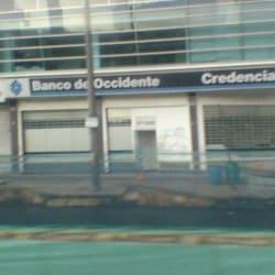 Banco de Occidente Comuneros en Bogotá