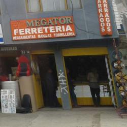 Megator Ferretería en Bogotá