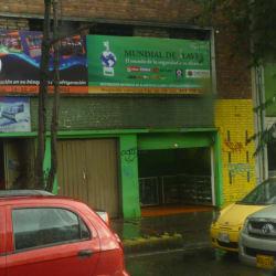 Industrias de Refrigeradores Frio Mar en Bogotá