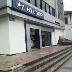 Hyundai Asan Motors Carrera 7 con Calle 56 en Bogotá