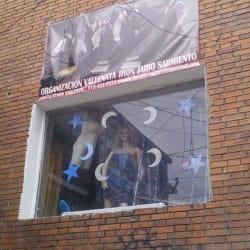 Organización Vallenata Jhon Jairo Sarmiento en Bogotá