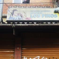Asadero Los Pinos en Bogotá