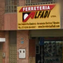 Ferretería Alfadi Ltda en Bogotá