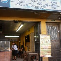 La Casa del Chunchullo en Bogotá
