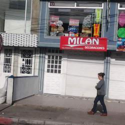 Milan Decoraciones en Bogotá