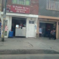 El punto De La Empanada De Bosa en Bogotá