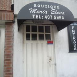 Boutique María Helena en Bogotá