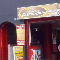 Restaurante Valentina en Bogotá