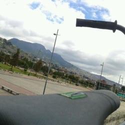 Parque Tercer Milenio en Bogotá