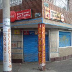 Supermercado los Paisas en Bogotá