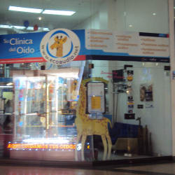 Ecoaudio Clínica del Oído Iserra 100  en Bogotá