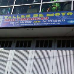 Taller De Motos Multimarcas en Bogotá