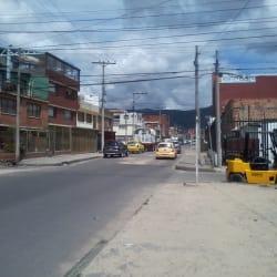 Barrio Canodromo en Bogotá