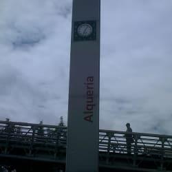 Estación Alquería en Bogotá