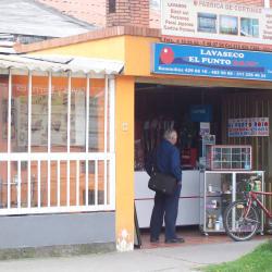 Lavaseco El Punto Rojo  en Bogotá