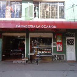 Panadería La Ocasión en Bogotá
