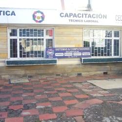 Escuela de Informática CEDHE en Bogotá