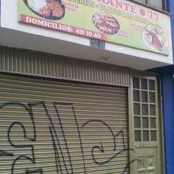 Restaurante Punto 77 en Bogotá