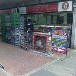 Distribuidora El Imperio de las Carnes S.A.S. en Bogotá