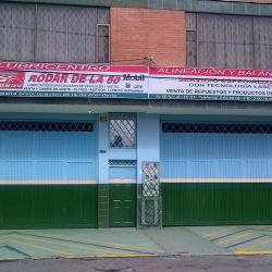 Lubricentro Rodar de la 50 en Bogotá