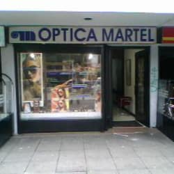 Óptica Martel en Bogotá