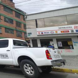 Distribuidora Herca en Bogotá