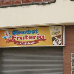 Sharbet Frutería y Cafetería en Bogotá