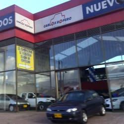 Carlos Ropero Automóviles en Bogotá