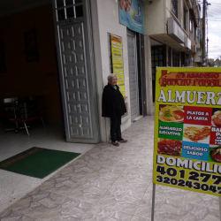 Asadero Rancho Parrillada en Bogotá