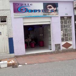 Optic Sophy's en Bogotá