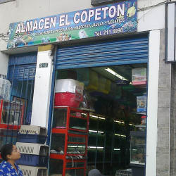 Almacén El Copetón  en Bogotá