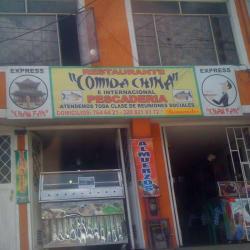 Restaurante Comida China E Internacional  en Bogotá