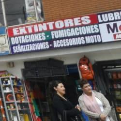 Extintores Avenida 1 de Mayo con 38B en Bogotá