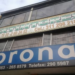 Extintores Avenida 68 con 3 en Bogotá