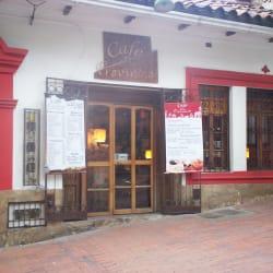 Café De La Provincia en Bogotá