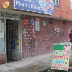 Distribuidora Monteblanco en Bogotá
