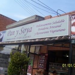 Restaurante Pan y Soya en Bogotá