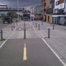 Cicloruta Calle 185 - Carrera 30 en Bogotá