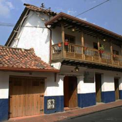 Hotel Abadía Colonial en Bogotá