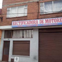 Rectificadora De Motores Calle 94A en Bogotá