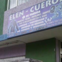 Elen Cueros en Bogotá