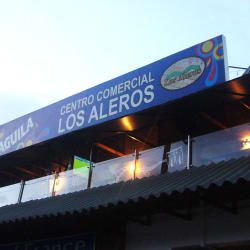 Centro Comercial Los Aleros en Bogotá